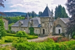 Nr Bourganeuf (23) - A stunning château / manoir sold fully furnished with top quality contents