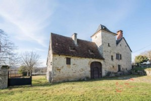 Strenquels (Lot) - Beautiful C18th Manor house, in the heart of the Causse du Quercy