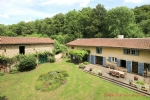 Busserolles (Dordogne) - A gorgeous six bedroom riverside property in a tranquil location