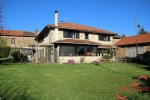 Videix (Haute Vienne) - Spacious 4 bedroom village house for sale, close to leisure lakes