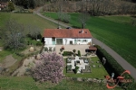 Marval (Haute Vienne) - Attractive country cottage with 11 acres of paddocks and woodland