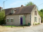 Near Saint Savin, Vienne 86: country cottage with garden