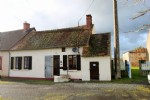 Charming semi-detached cottage, in a peaceful village, with a superb view