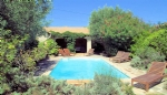 *Lovely villa with large, private garden and pool, near Pezenas in Caux.
