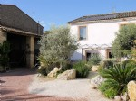 *Large property with pool, garden and outbuildings near Pezenas.