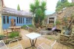 Village house iwth garden near Pezenas.