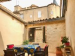 *Large village house with sunny terrace near Pezenas.