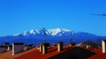 *Bright, 3-bedroom apartment with view of Mount Canigou.