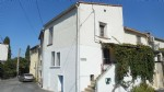 *Village house with terrace, in a magnificent setting at the foot of the Pyrenees mountains