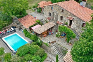*2 Beautiful Stone Mas, Chalet, 2 pools AND fabulous views