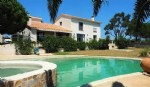 *Magnificent villa with pool, jacuzzi and income potential
