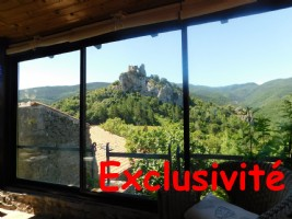 *Authentic Catalan village house with terraces, hot tub and magnificent views