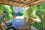 *Historic character village property with pretty courtyard garden and garage - rare!
