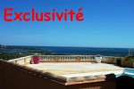*Luxury villa with heated pool and panoramic sea view