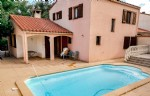 *Three bedroom property with pool, outbuilding and garage