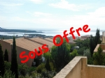 *Airconditioned apartment with terrace, shared pool et panoramique sea view