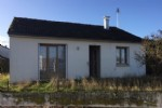 Detached bungalow in the centre of a lively village