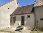 Village house to refresh, with garage
