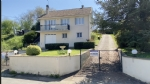An excellent detached house with extensive views