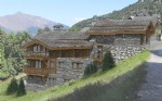 Beautiful half-chalet St Martin de Belleville - The 3 Valleys