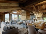 Superb half-chalet St Martin de Belleville - The 3 Valleys