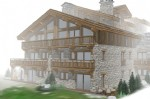 Superb duplex apartment - St Martin de Belleville - The 3 Valleys