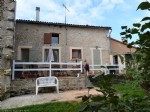 House Near Ruffec With 3 Bedrooms, Outbuildings And Swimming Pool