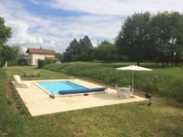 Stone House with 2 Bedrooms, Pool and Countryside Views
