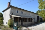 Stone House near Champagne Mouton with 4 Bedrooms, Barns and Garden