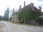 Old house on 3.4 hectares of land