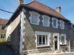Near Montmorillon, Vienne 86: pleasant village house with medieval tower