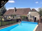 Dordogne/Lot: Charming Detached Home, Studio Gite & Pool