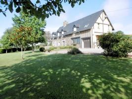 Normandy – Idyllic Renovated Farmhouse. Stunning Views
