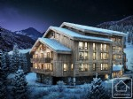 Luxury, new build, furnished apartment, close to the slopes, with obligatory rental contract.
