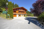 A fully furnished 6 bedroom, 6 bathroom chalet with sauna and hot tub, close to Morzine.