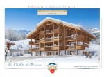 A brand new 2 bed freehold apartment on the second floor, by MGM in Samoens.