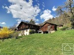 A fabulous traditional Savoyard farmhouse, with extensive land