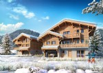 A brand new 5 bedroom 5 bathroom chalet in the desirable Vonnes area of Chatel.