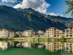 Fully renovated 4 bedroom penthouse in the Chamonix valley, in a superb fully serviced complex
