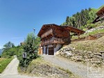 A 4 bedroom chalet enjoying sunshine and views, 100m from the ski bus in Verchaix en Haut.