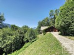 Stylish 4 bedroom chalet, beautifully nestled in nature  with south facing views.
