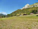 A 869m2 plot of constructible land with beautiful views and planning permission.
