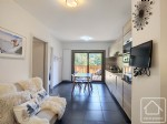 A modern, two bedroom apartment close to the centre of Chatel.