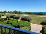 Furnished apartment of 41 m² with loggia and on sea front !