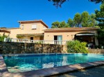 Magnificent villa with 160 m² of living space on a 2500 m² plot with pool and splendid views !