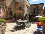 Superb stone character house with terraces, converted in to a B&B.