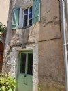 Charming and cute village house with 55 m² of living space and terrace.