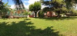 2 wine barns converted into 3 gites and a main house on 7484 m² in the heart of the village !