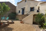 Beautiful village house with 170 m² of living space, garage, terrace and garden of 100 m².