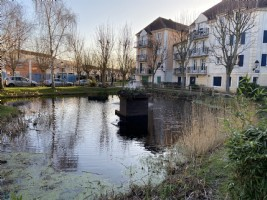 3-room apartment Carrieres sous Poissy